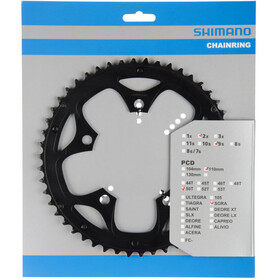 Shimano Sora FC-3550 Chainring 9-speed for Chain Protection Ring, black